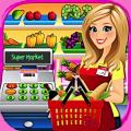 Supermarket – Kids Shopping Games Icon