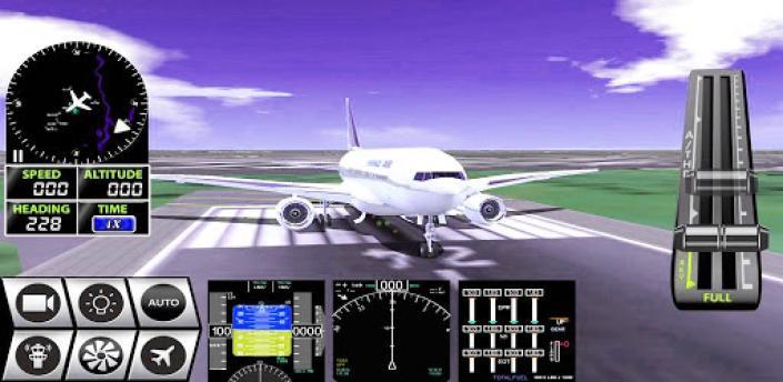 Super 3D Airplane Flight Simulator-Pro Pilot apk