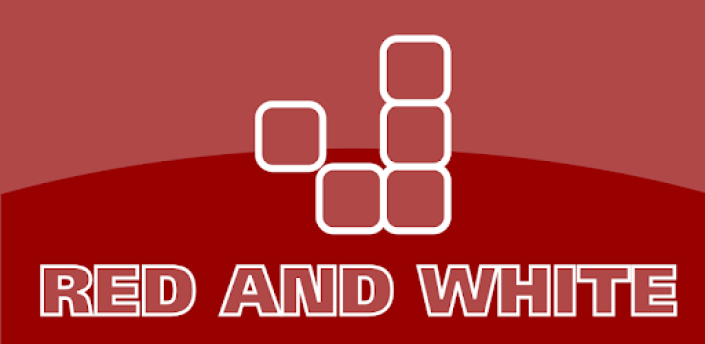 Red and White apk