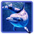 Dolphins Pearl Deluxe slot Icon
