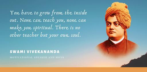 Life quotes by Swami Vivekananda apk