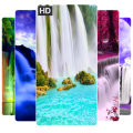 Waterfall Wallpapers HD 4K Waterfall Backgrounds Icon