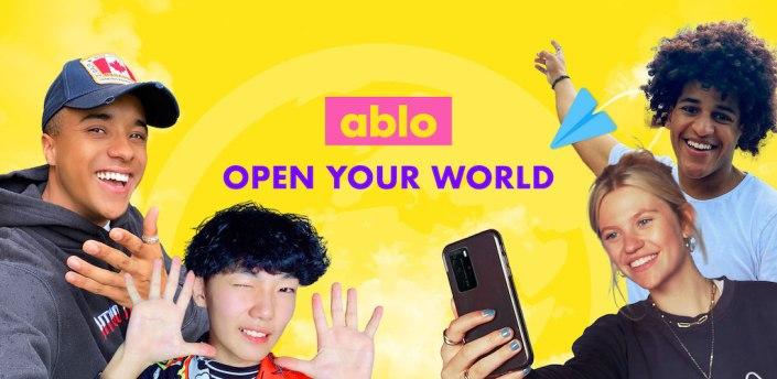 Ablo - Make friends. Watch videos. Chat. apk