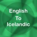 English To Icelandic Translator Offline and Online Icon