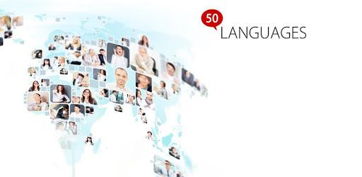 Learn Spanish - 50 languages apk