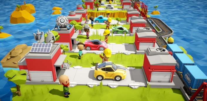 Idle Inventor - Factory Tycoon apk