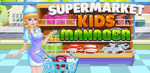 Supermarket Kids Manager FREE - Fun Shopping Game apk