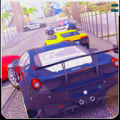 Grand Gangster City Mobile Icon