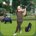 Golf Club Master Icon