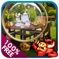 Free New Hidden Object Games Free New Fun Tea Time Icon