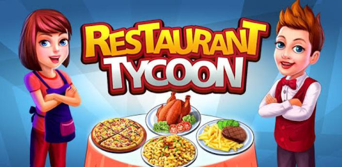 Restaurant Tycoon : cooking game❤️🍕⏰ apk