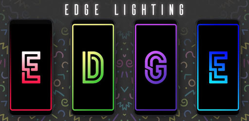 Edge Notification Lighting - Rounded Corner apk
