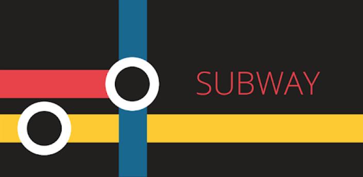 Subway map apk
