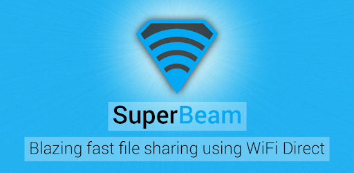 SuperBeam | WiFi Direct Share apk