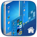 Win 7 Theme for Computer Launcher Icon