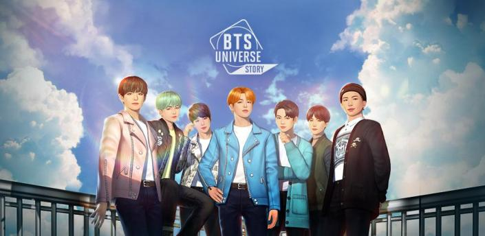 BTS Universe Story apk