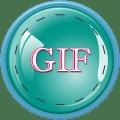 Gif Maker And Gif Editor-Photo, Videos Icon