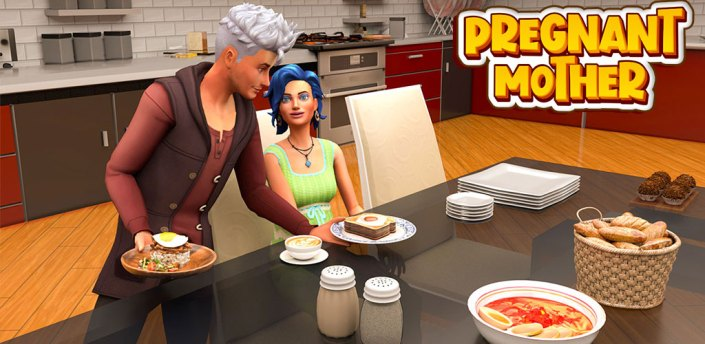Virtual Pregnant Mother Simulator Games 2021 apk
