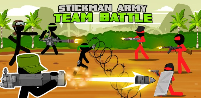 Stickman Army : Team Battle apk
