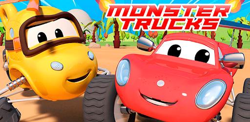 Monster Truck Racing apk