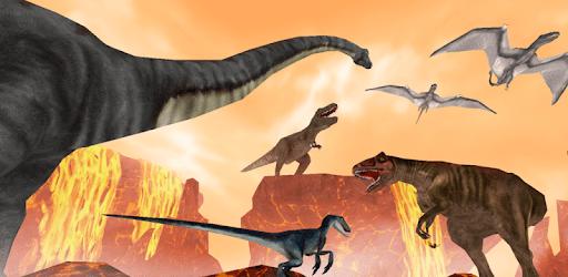 Dino World Online - Hunters 3D apk
