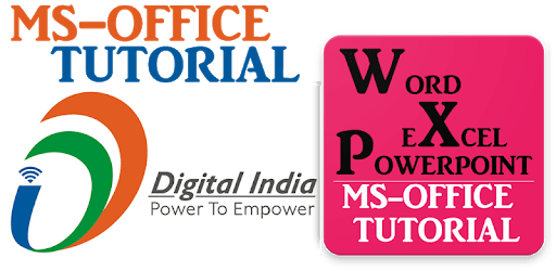 MS OFFICE (WORD EXCEL POWERPOINT) TUTORIAL OFFLINE apk