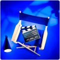 Film studio the New Film world Icon