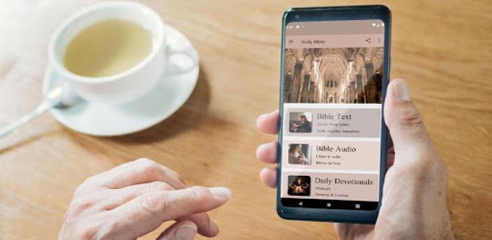 Audio Bible - King James Version (KJV) Free App apk