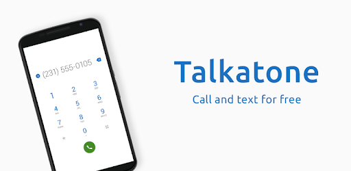 Talkatone: Free Texts, Calls & Phone Number apk