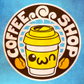 Own Coffee Shop: Idle Tap Game Icon