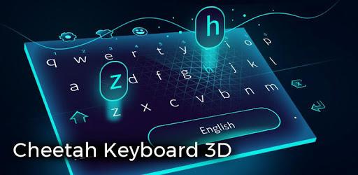 Cheetah Keyboard -   Emoji,Swype,DIY Themes apk