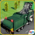 Garbage Dumper Truck Simulator Icon