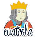 Cuatrola Spanish Solitaire - Cards Game Icon