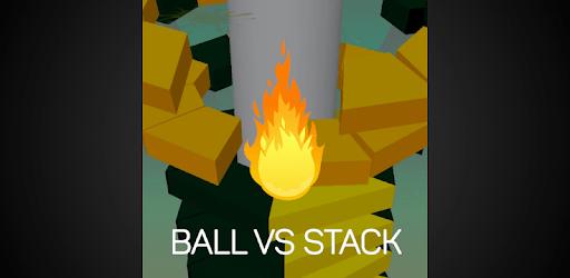Ball vs Stack 3D | Blast through platforms apk
