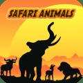 Safari Animals Simulator Icon