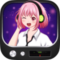 Anime Radio Music: J-pop, J-rock, Soundtracks Icon