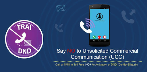 TRAI DND 2.0(Do Not Disturb) apk