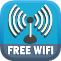 Free Wifi Connection manager Anywhere Network Map Icon