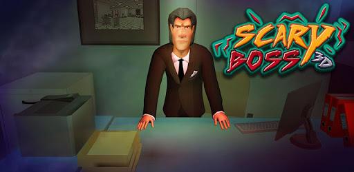 Scary Boss 3D apk