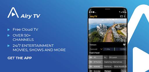 Airy - Free TV & Movie Streaming App Forever apk