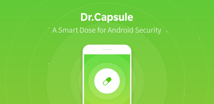 Dr.Capsule - Antivirus, Cleaner, Booster apk