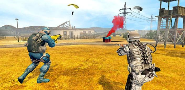 Critical Gun Strike Ops: Fps Shooting Games 2020 apk