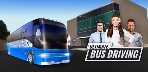 Ultimate Bus Driving - 3D Driver Simulator 2019 apk
