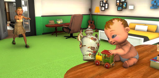 Virtual Baby Mother Simulator- Family Games apk