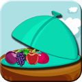 Memory Open Up Fruits Icon