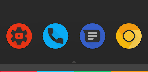 PIXELATION - Dark Pixel-inspired icons apk
