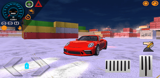 Porsche Drift Simulator apk