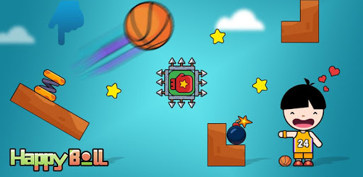 Happy Ball-Basketball Stars apk