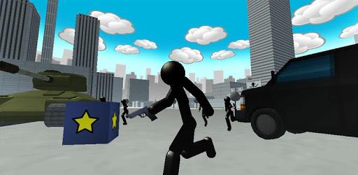 Stickman City Shooting 3D apk