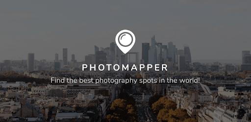 Photomapper: Best photo spots apk